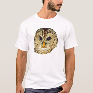 Barred Owl Muscle Shirt