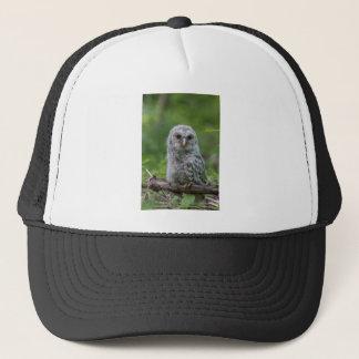 Barred Owl owlet Trucker Hat