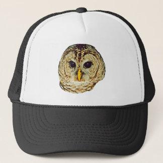 Barred Owl Trucker Hat