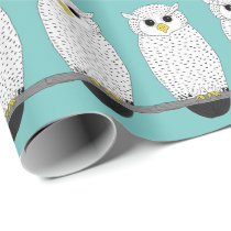 Barred Owl Wrapping Paper