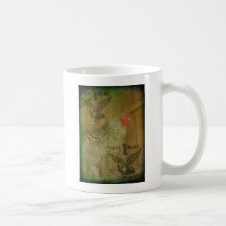 Barred Rock Rooster Trademark Coffee Mug