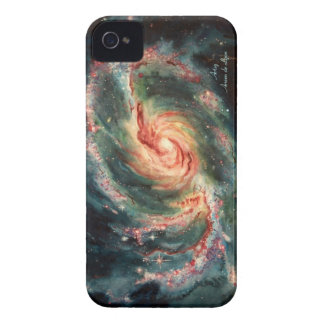 Barred Spiral Galaxy Blackberry Bold Covers