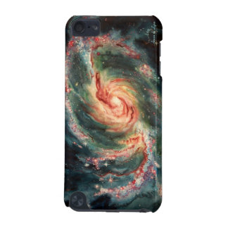 Barred Spiral Galaxy iPod Touch 5G Case