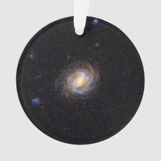 Barred Spiral Galaxy COSMOS 1161898
