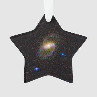 Barred Spiral Galaxy COSMOS 2607238