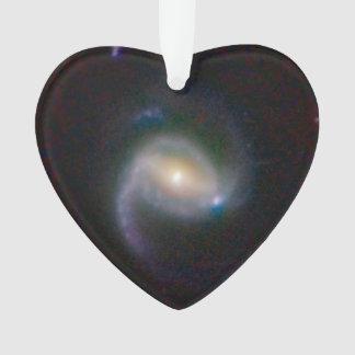 Barred Spiral Galaxy COSMOS 3127341