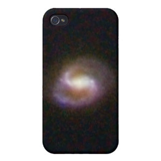 Barred Spiral Galaxy COSMOS iPhone 4 Covers