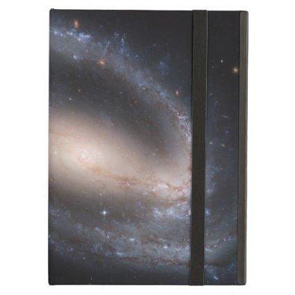 Barred Spiral Galaxy iPad Folio Cases