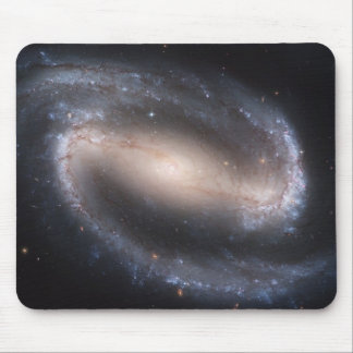 Barred Spiral Galaxy Mouse Pad