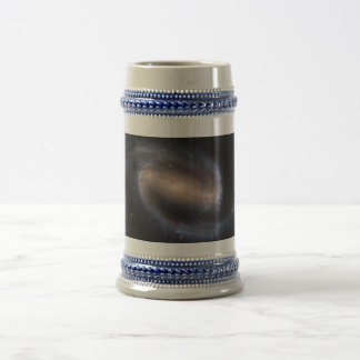 Barred Spiral Galaxy NGC 1300 Beer Stein