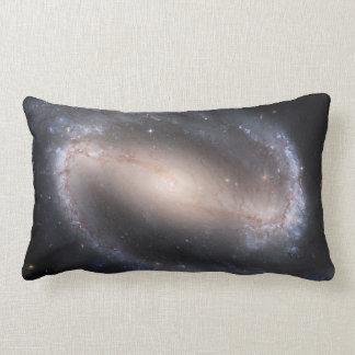 Barred Spiral Galaxy (NGC 1300) Lumbar Pillow