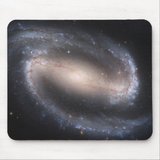 Barred Spiral Galaxy (NGC 1300) Mouse Pad