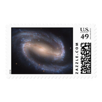 Barred Spiral Galaxy NGC 1300 Postage