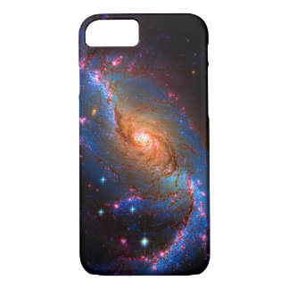 Barred Spiral Galaxy NGC 1672 Astronomy Picture iPhone 7 Case