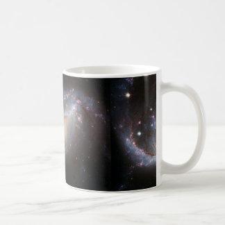 Barred spiral galaxy, NGC 1672 Coffee Mug