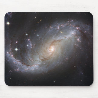 Barred Spiral Galaxy NGC 1672 Mouse Pad