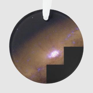 Barred Spiral Galaxy NGC 1808