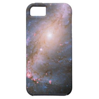 Barred Spiral Galaxy NGC 6217 iPhone SE/5/5s Case