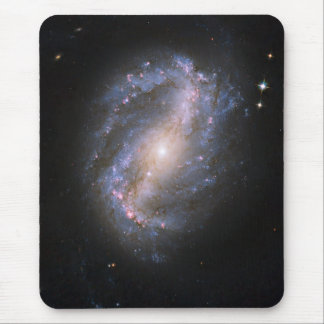 Barred Spiral Galaxy NGC 6217 Mouse Pad