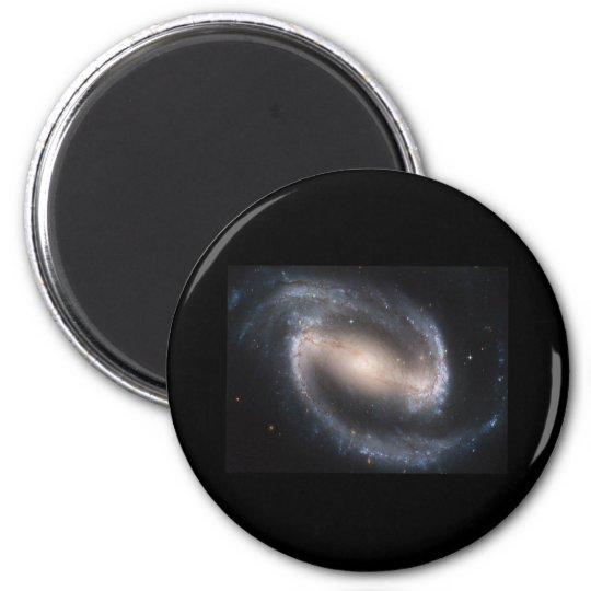 Barred Spiral NGC 1300 Magnet