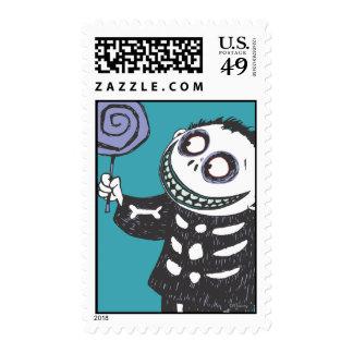 Barrel 1 stamp