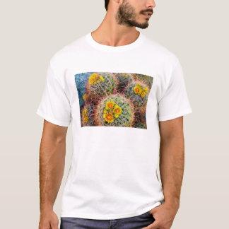 Barrel cactus close up, California T-Shirt