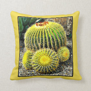 Cactus Pillows Decorative Amp Throw Pillows Zazzle