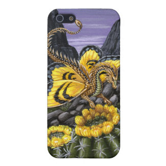 Barrel Cactus Dragon Fly iPhone SE/5/5s Cover
