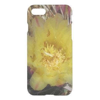 Barrel Cactus Fishhook Yellow iPhone 8/7 Case