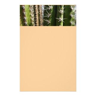 Barrel Cactus II Stationery