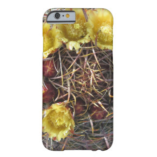 Barrel Cactus Plant Fishhook Yellow Barely There iPhone 6 Case