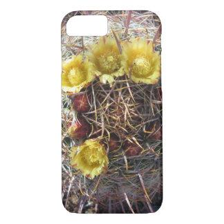 Barrel Cactus Plant Fishhook Yellow iPhone 8/7 Case