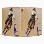 Barrel Horse binder_1_front.v4. Binder