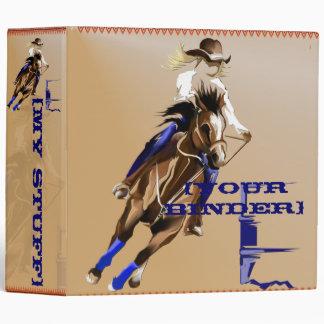 Barrel Horse binder_.v2. Binders
