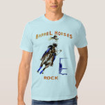 Barrel Horses Rock Dresses