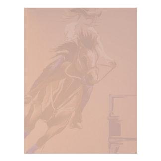 Barrel Horses Rock letterhead_vertical. Letterhead