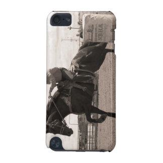 Barrel Race Sepia iPod Touch 5G Cover