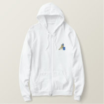 Barrel Racer Embroidered Hoodie