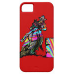 Barrel Racer Iphone cover