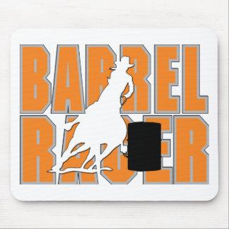 Barrel Racer Mouse Pad