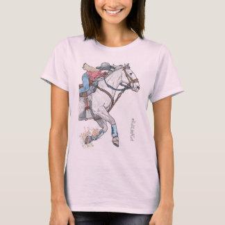 Barrel Racer Rider Like a Girl shirt