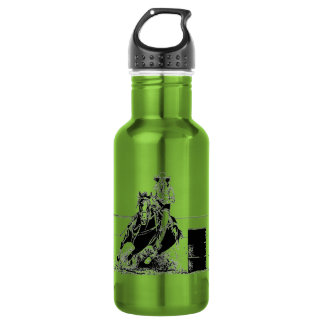 Barrel Racer Stainless Steel Water Bottle