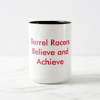 Barrel Racers Believe and Achieve Cup
