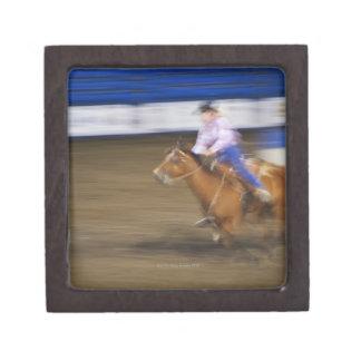 Barrel racing 2 premium keepsake box