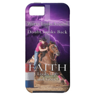 Barrel Racing cell phone case iPhone 5 Case