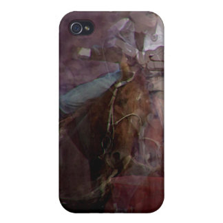Barrel Racing Competition  Cover For iPhone 4