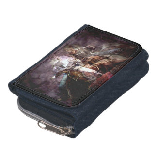 Barrel Racing Competition Wallet