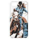Barrel Racing Cover For iPhone 5C