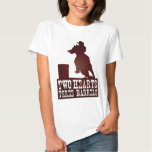 barrel racing cowgirl redneck horse t-shirts