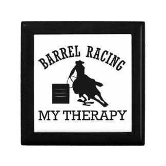 barrel racing design jewelry boxes